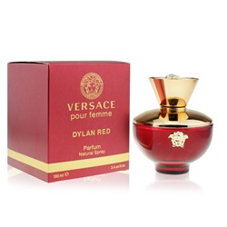 VERSACE POUR FEMME DYLAN RED, Edp, 100 ml
