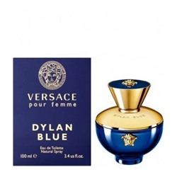 Versace  Dylan Blue edt wom 100 ml