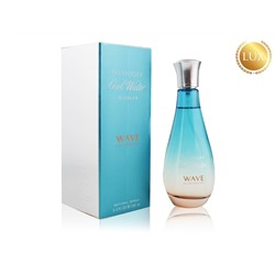 DAVIDOFF COOL WATER WOMAN WAVE, Edt, 100 ml (СУПЕР КАЧЕСТВО-ОАЭ)