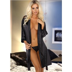 Пеньюар + стринги (комплект) Beauty Night Alexandra dressing gown