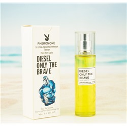 DIESEL ONLY THE BRAVE, Edt, 45 ml